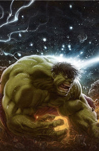 IMMORTAL HULK #1 Marvel 2018 Kaare Andrews Virgin Connecting Variant