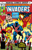 Invaders 20 Marvel 1977 Spitfire Union Jack