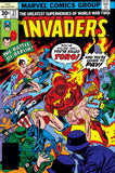Invaders 21 Marvel 1977 Spitfire Union Jack Toro