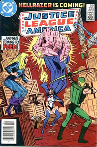 Justice League Of America 225 DC 1984