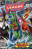 Justice League Of America 228 DC 1984