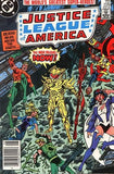 Justice League Of America 229 DC 1984