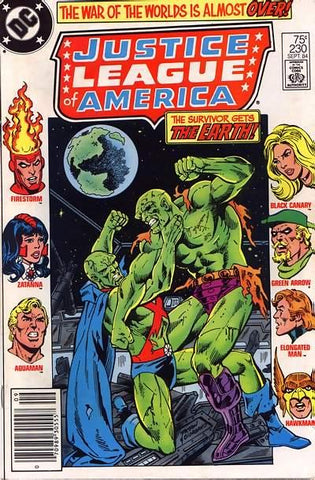 Justice League Of America 230 DC 1984