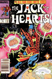 Jack of Hearts 1 Marvel 1984 Cosmic Mini Series