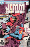Jemm Son of Saturn 4 DC 1984 Mini Series Superman