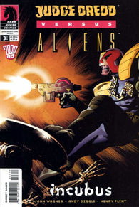 Judge Dredd Versus Aliens 3 Dark Horse 2003