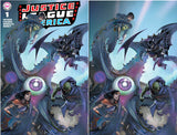 Justice League Of America 1 DC Clayton Crain Brave and The Bold 28 Homage Variant (06/06/2018)