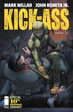 Kick-Ass 1 C Image 2018 NM 1:25 John Romita Jr Variant Mark Millar