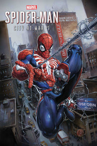 Marvel's Spider-Man City At War 1 A Clayton Crain Video Game (03/20/2019)
