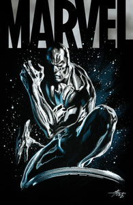 Marvel #6 (Of 6) Gabriele Dell'Otto Silver Surfer Variant (03/24/2021) Marvel