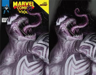 MARVEL Comics #1000 Gabriele Dell'Otto Venom Trade + Virgin Set Of 2 Variant (08/28/2019) MARVEL