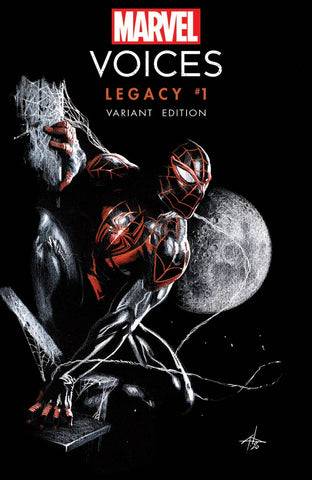 Marvels Voices Legacy #1 Gabriele Dell'Otto Miles Morales Variant (02/24/2021) Marvel