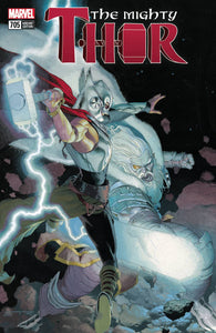 Mighty Thor 705 Marvel Legacy 2018 Esad Ribic Variant Jane Foster