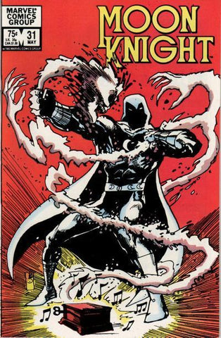 Moon Knight 31 Marvel 1983