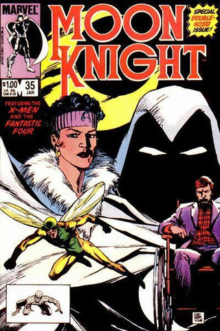 Moon Knight 35 Marvel 1983