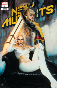 NEW MUTANTS #1 Adi Granov Magik White Queen Variant DX (11/06/2019) MARVEL