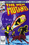 New Mutants 1 Marvel 1983