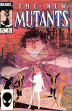 New Mutants 31 Marvel 1985 Sienkiewicz