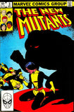 New Mutants 3 Marvel 1983