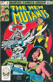 New Mutants 5 Marvel 1983