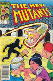 New Mutants 9 Marvel 1983