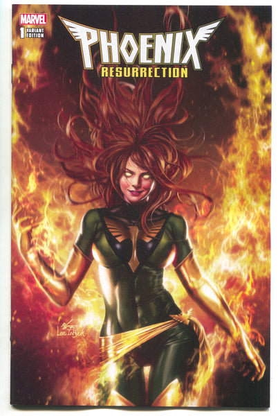 Phoenix Resurrection Return Of Jean Grey 1 Marvel 2017 In-Hyuk Lee Variant