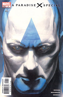 Paradise X Special A Marvel 2003 Alex Ross