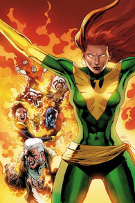 Phoenix Resurrection Return Of Jean Grey 1 Marvel 2017 NM Leinil Francis Yu 1:100 Variant