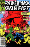 Power Man and Iron Fist 102 Marvel 1983