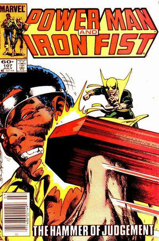 Power Man and Iron Fist 107 Marvel 1984
