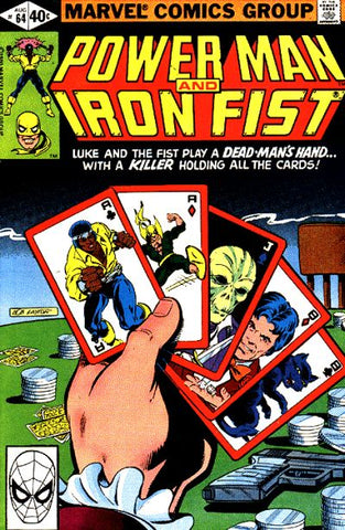 Power Man and Iron Fist 64 Marvel 1979