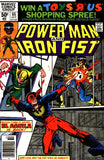 Power Man and Iron Fist 65 Marvel 1979