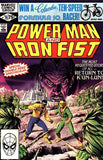 Power Man and Iron Fist 75 Marvel 1979