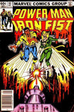Power Man and Iron Fist 93 Marvel 1983