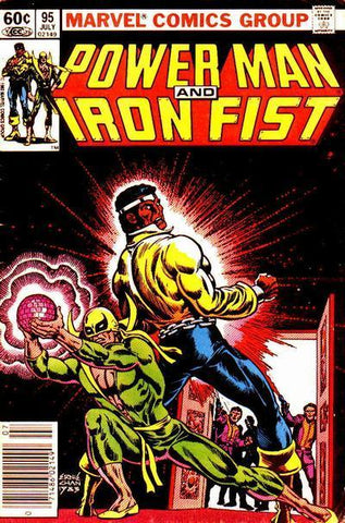 Power Man and Iron Fist 95 Marvel 1983