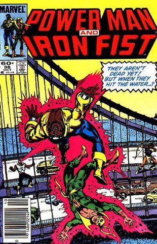 Power Man and Iron Fist 98 Marvel 1983