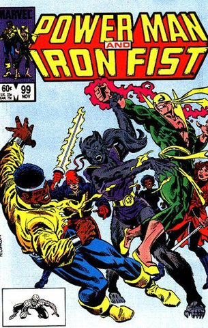 Power Man and Iron Fist 99 Marvel 1983