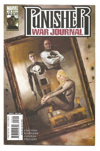 Punisher War Journal 19 Marvel 2008