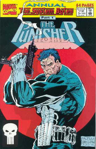 Punisher Annual 5 Marvel 1992