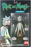Rick & Morty 42 Oni Mike Vasquez Rick Sanchez Action Figure Variant (09/26/2018)
