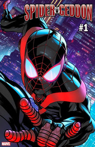 SPIDER-GEDDON #1 (OF 5) Marvel Mike McKone Variant Christos Gage (10/10/2018) Miles Morales Spider-Man