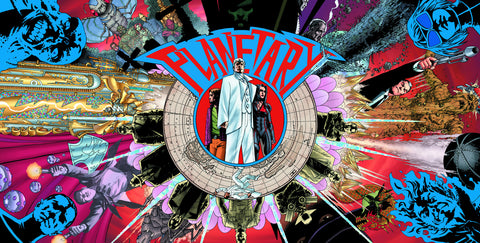 Planetary #27 DC 2009 Warren Ellis John Cassaday