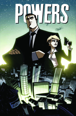 Powers #10 3Rd Series (Mr) Marvel 2012 Brian Michael Bendis Michael Avon Oeming