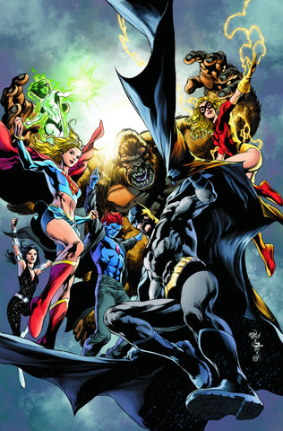 Justice League Of America #60 A 2Nd Series DC 2011 Ivan Reis James Robinson