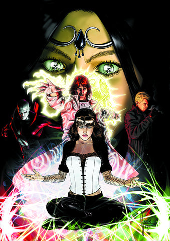 Justice League Dark #6 DC 2012 Peter Milligan Mikel Janin
