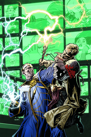 Justice League Dark #11 DC 2012 Jeff Lemire Ryan Sook