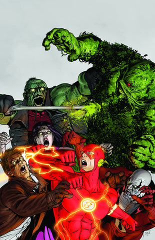 Justice League Dark #20 DC 2013 Jeff Lemire Mikel Janin
