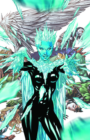 Justice League Of America #7.2 A Killer Frost 3Rd Series DC 2013 Sterling Gates Tony S. Daniel