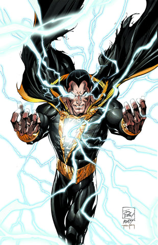 Justice League Of America #7.4 A Black Adam 3Rd Series DC 2013 Geoff Johns Tony S. Daniel