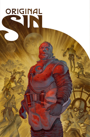 Original Sin Annual #1 A Marvel 2014 Jason Aaron Julian Totino Tedesco